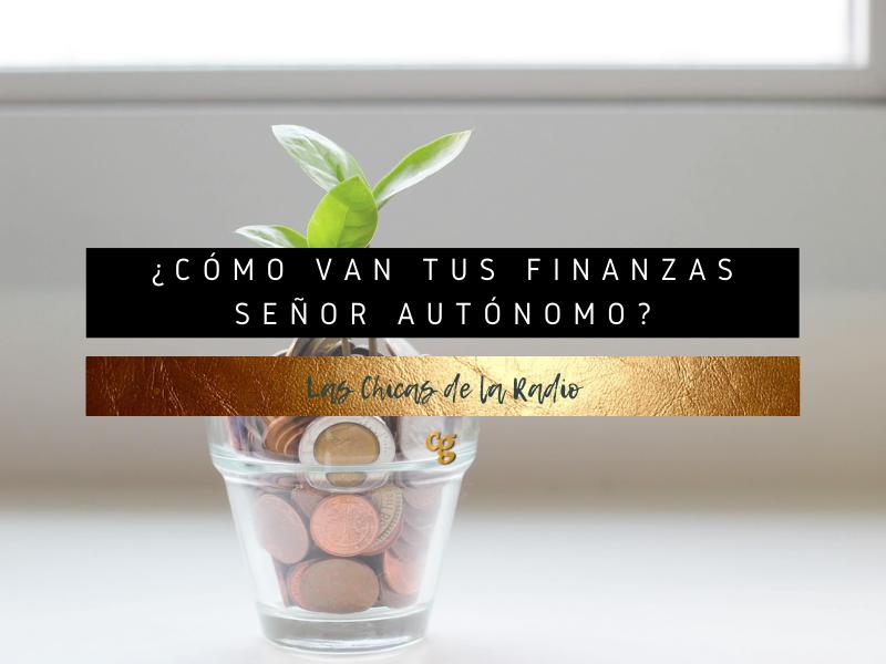 Finanzas personales para autónomos